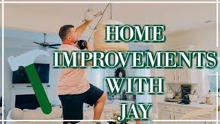 HOME IMPROVEMENTS WITH JAY   Sam & Jay
