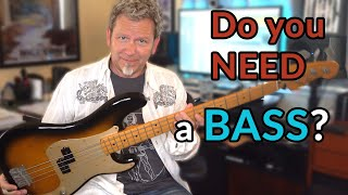 5 reasons YOUR guitar collection needs a BASS (with examples) - Vintage MIJ Fender P-Bass