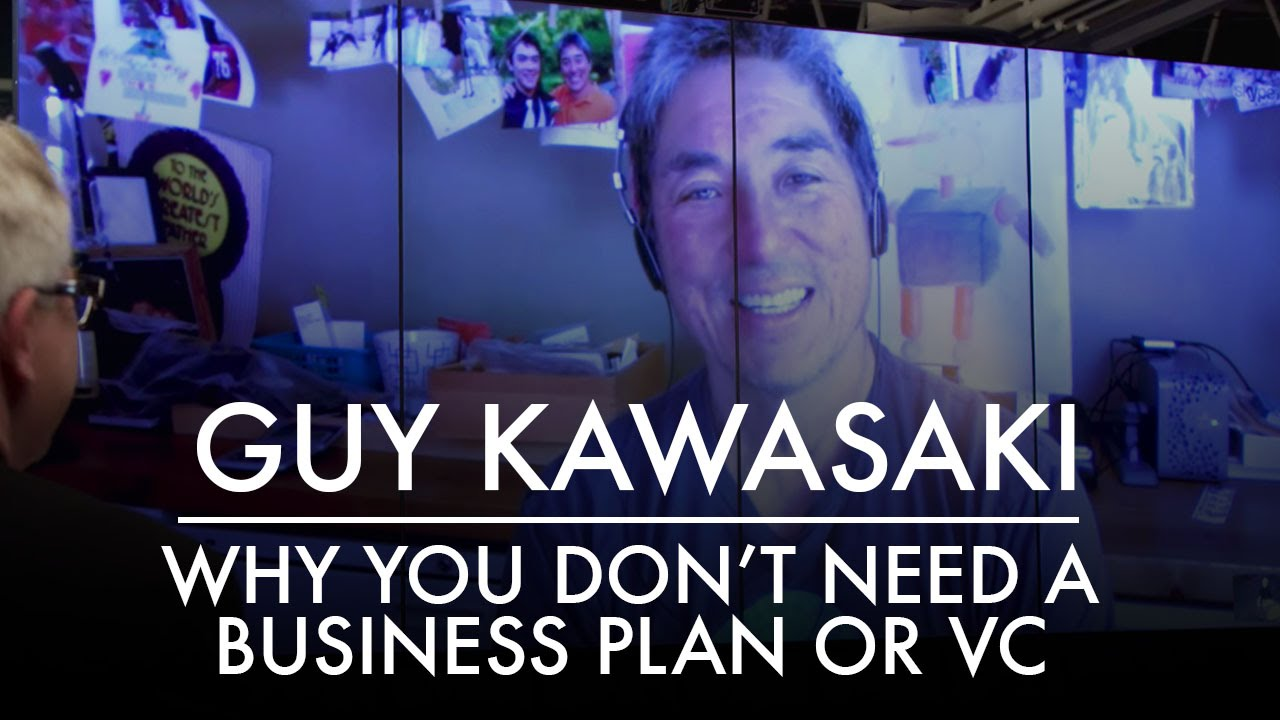 Guy Kawasaki   How to Create an Enchanting Business Plan     SlideShare Guy Kawasaki Pitch Deck Template  Guy Kawasaki at Wikimania