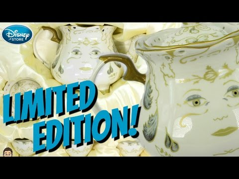 Mrs Potts Chip Limited Edition Fine China Tea Set