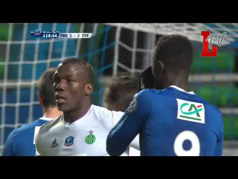Troyes 1 - 2 Saint-Étienne (10.02.2016 // by LTV)