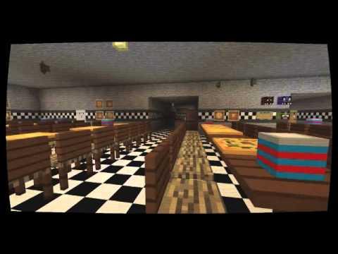 Minecraft Five Nights At Freddy S Map Freddy S Fazbear