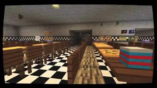 Minecraft - Five Nights at Freddy's Map (Freddy's Fazbear Pizza)