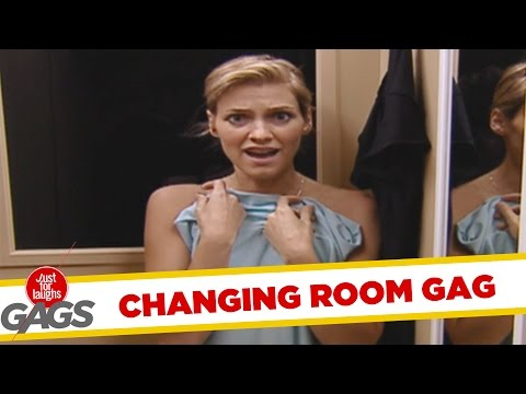 Customers Forced into Same Changing Room - Throwback Thursday