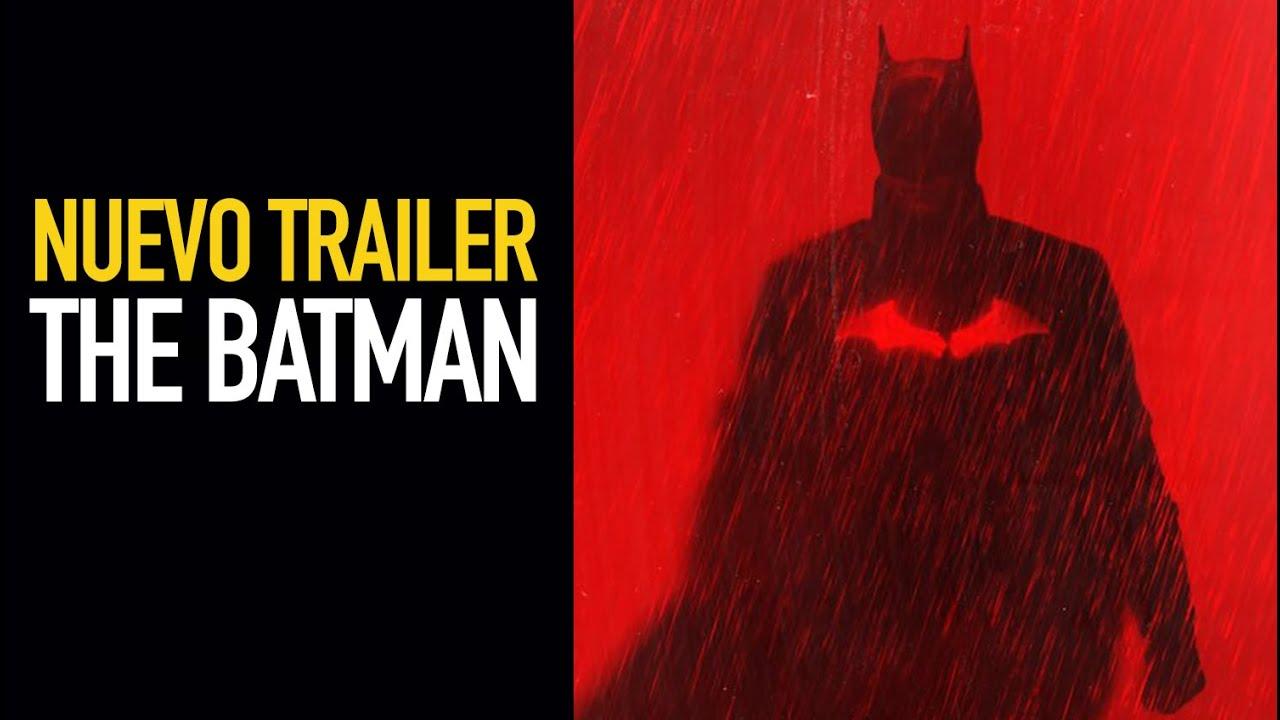 Nuevo y alucinante trailer The Batman I Explicación