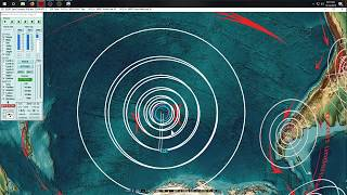 12/12/2018 -- East Coast USA Tennessee M4.4 Earthquake -- Unrest across plates obvious