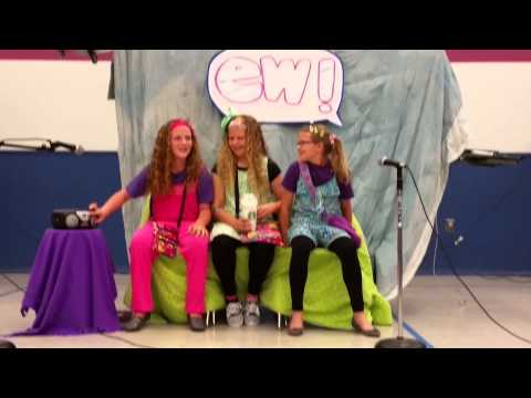 5th grade Talent Show- Ew! Jimmy Fallon