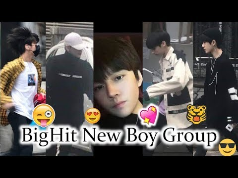 BigHit 2019 New Boy Group (BTSs Brother Group)