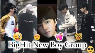 BigHit 2019 New Boy Group (BTS's Brother Group)