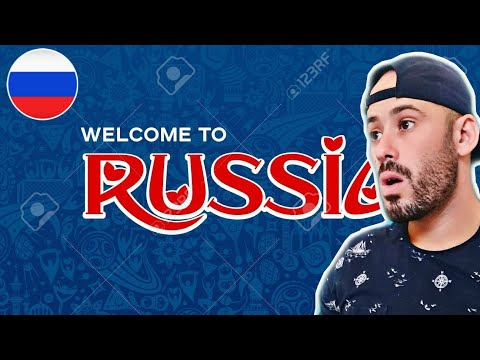 REACTION to Welcome to Russia - Federal Agency for Tourism, Russian Federation