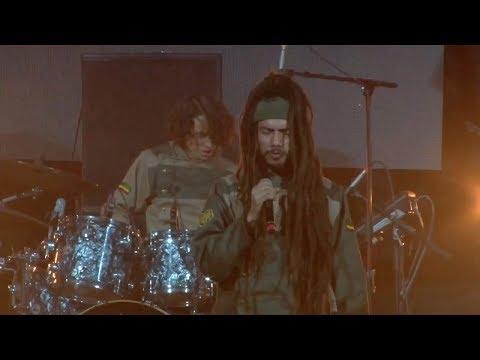 Lion Reggae live Chile @Siempre Vivo Reggae - 2017