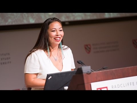 Matika Wilbur | The Portraits And Stories Of Native American Women || Radcliffe Institute