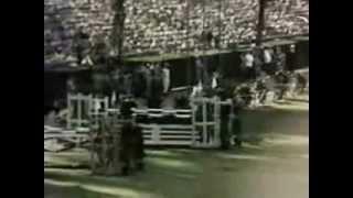 История конного спорта. Конкур
