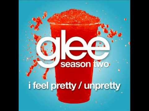 Glee - I Feel Pretty / Unpretty (Sped Up)