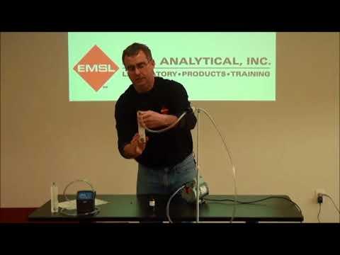 sampling-video-for-airborne-asbestos-fibers-using-niosh-7400-method-&-ahera-tem-method