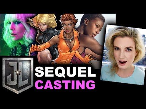 Justice League 2 Sequel Casting BREAKDOWN