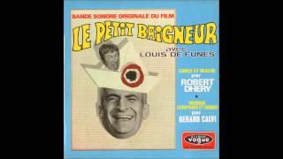 Gérard Calvi - Le Petit Baigneur / 大沈没