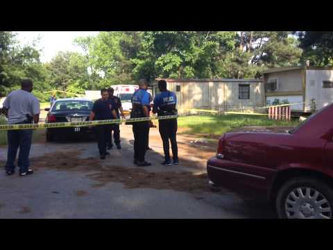 Homicide On Ohio Street In Pine Bluff, Ark.