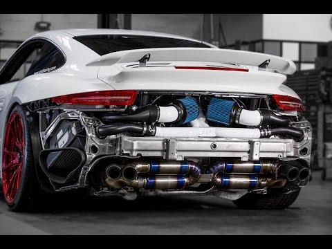 Ultimate Porsche 911 Sound Compilation - YouTube