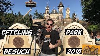 Efteling Park Besuch 2018 | Funfair Blog #166 [HD]