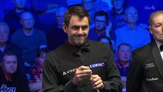 Ronnie O'Sullivan v Graeme Dott | 2020 World Grand Prix [1080]
