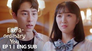 Lee Jae Wook is Always Rude to Kim Hye Yoon [Extra-ordinary You Ep 1]