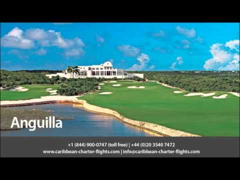 World Class Golfing In Paradise – Nevis and Anguilla