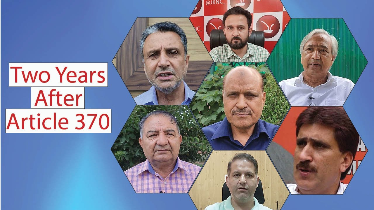 Two Years After Article 370