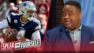 After Cowboys hot start, Dak Prescott can name his own price - Whitlock | NFL | SPEAK FOR YOURSELF