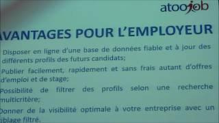 Atoojob Senegal Présentation