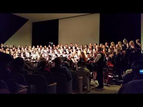 River Song, Penn Manor High School Chorus