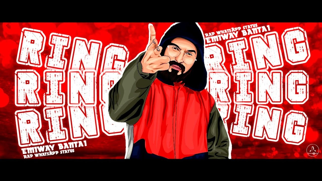 Emiway - Ring Ring Rap WhatsApp Status Video || WhatsApp Series