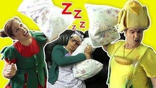 فوزي موزي وتوتي – قصة قبل النوم – Bedtime Story
