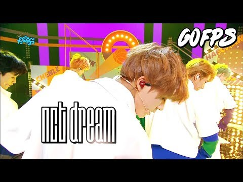 60FPS 1080P | NCT DREAM - We Go Up, 엔시티 드림 - 위 고 업 Show Music Core 20180908