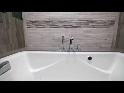 Master Bathroom by Cameo Homes Inc. in Utah