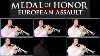 "Dogs of War - Main Title (from ""Medal of Honor: European Assault"") Trumpet Multitrack Cover"