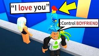 USING ADMIN COMMANDS TO CONTROL ROBLOX BOYFRIENDS!
