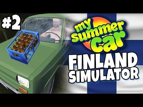 my summer car  finland simulator 2