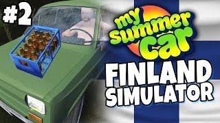 My Summer Car - Finland Simulator #2 - The Septic Truck