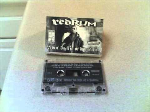REDRUM - LIVIN DA LIFE OF A HUSTLA 1997