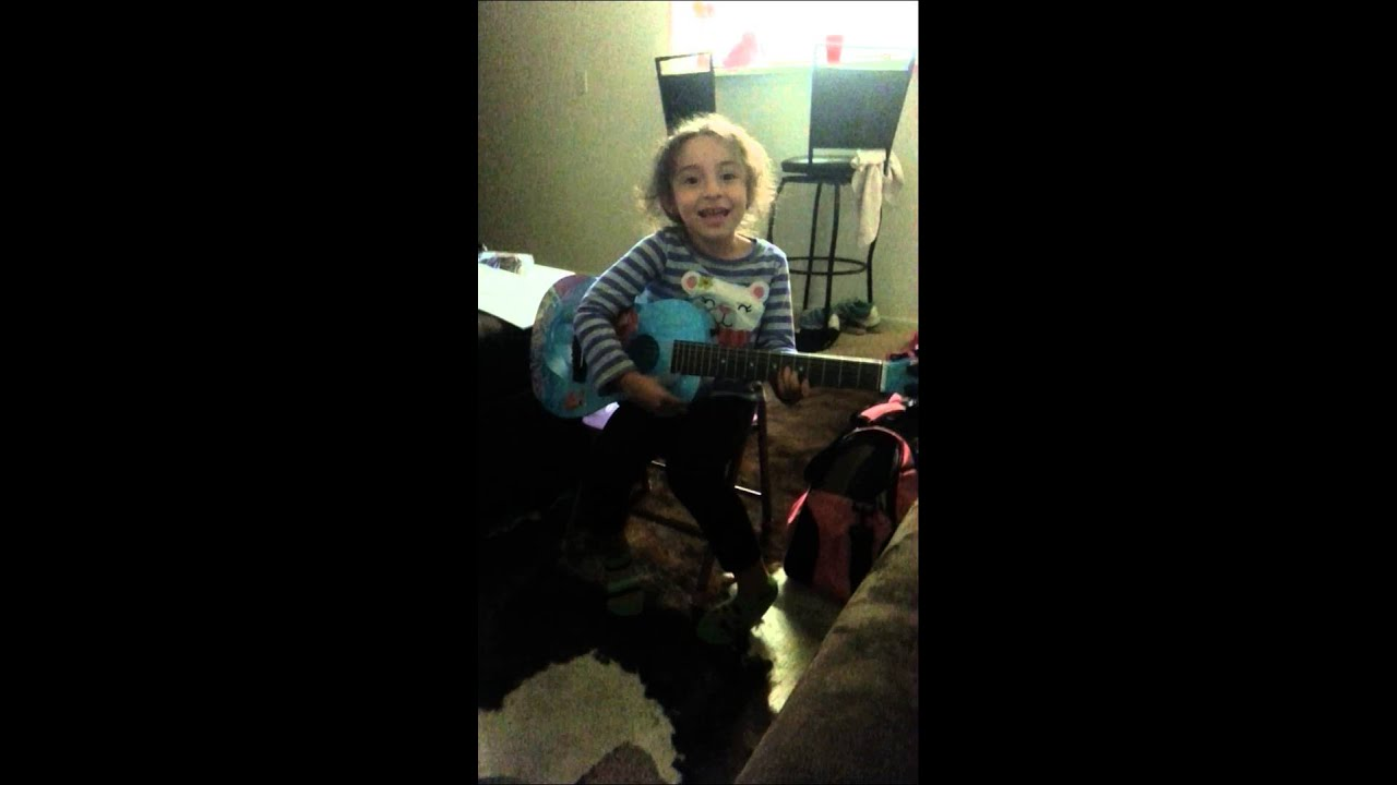 Sofia the first guitar lessons... - YouTube
