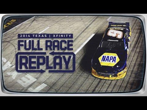 NASCAR Classic Full Race: Chase Elliott Beats Big Names For First Xfinity Series Win