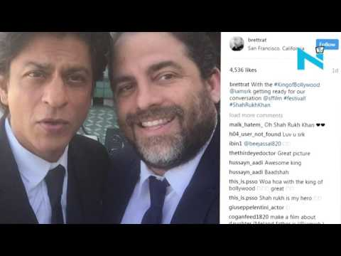SRK's 'Lungi Dance' With 'Rush Hour' Director Brett Ratner Is A Must Watch