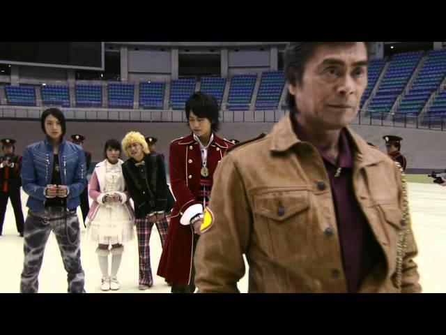 映画『海賊戦隊ゴーカイジャーVS宇宙刑事ギャバン THE MOVIE』予告編