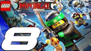 Lego Ninjago Movie Video Game - Gameplay Walkthrough Part 8 - The Battlefield (PS4 Pro)