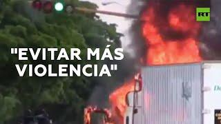 Fuertes balaceras en la ciudad mexicana de Culiacán
