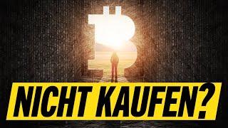 Bitcoin: Geht der Crash weiter?