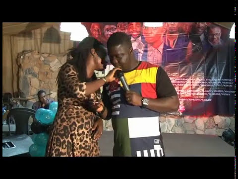 Seyi Law Tearing Lagos Audience With His New Yoruba + English Comedy