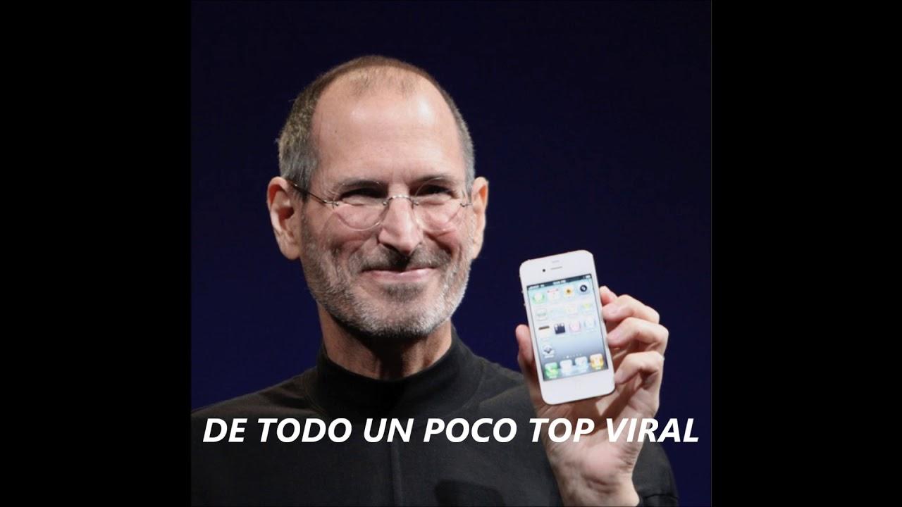 aede6edd871 Por qué Steve Jobs prohibía a sus hijos tener un iPhone? - YouTube