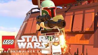 LEGO Star Wars: The Skywalker Saga - Bounty Hunter Missions, Smuggler Runs And More Detailed!